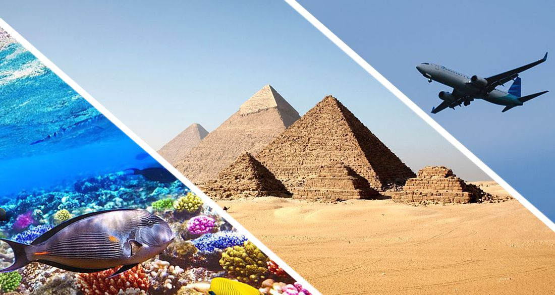 Египет откроют в марте: в Хургаду и Шарм-эль-Шейх полетят самолёты с российскими туристами