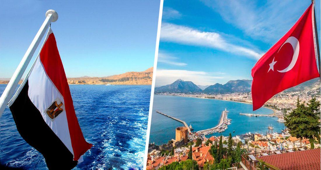 В Турции готовятся встретить открытие Египта обвалом цен на туры