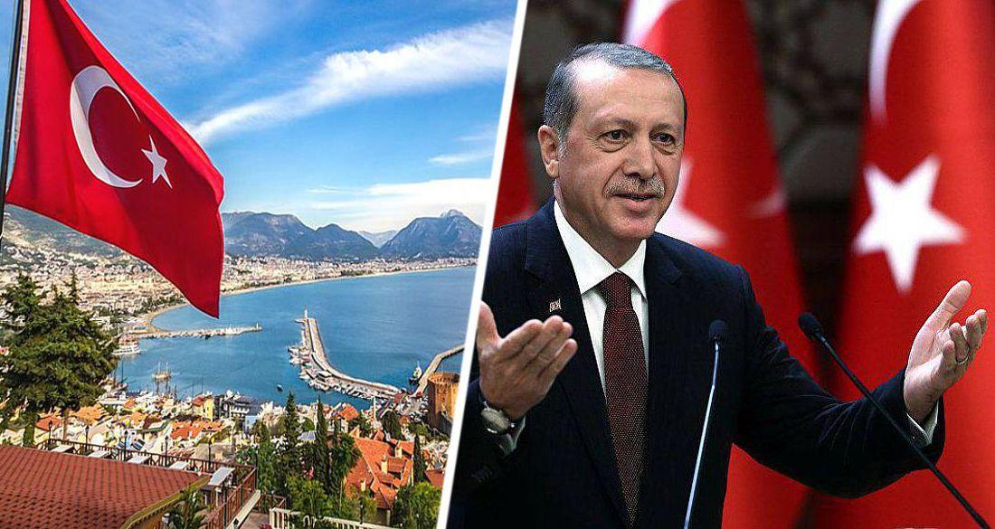 Эрдоган заявил о взрыве туристических бронирований: Турция ждет 52 млн иностранных туристов