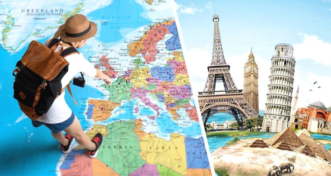 Прогнозу на летний туризм в Европе добавили оптимизма: назван срок открытия границ для туристов