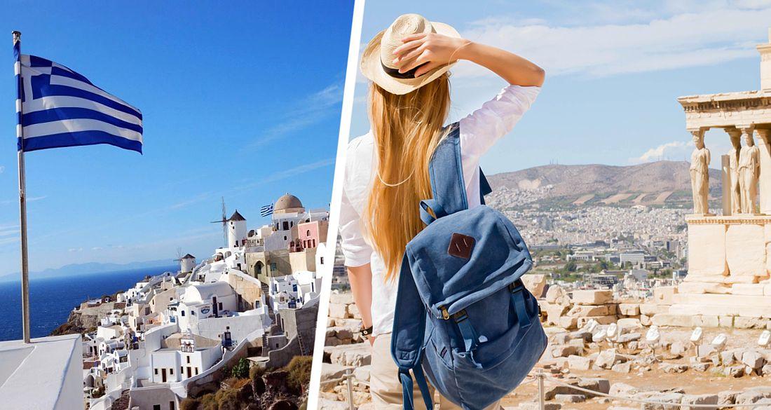 Российские туристы массово ринулись за авиабилетами в Грецию
