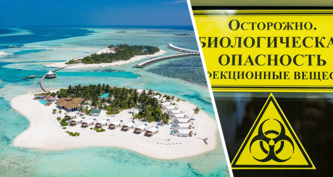 Российские туристы на люксовом курорте начали заражаться новым опасным вирусом, привезя его в Россию