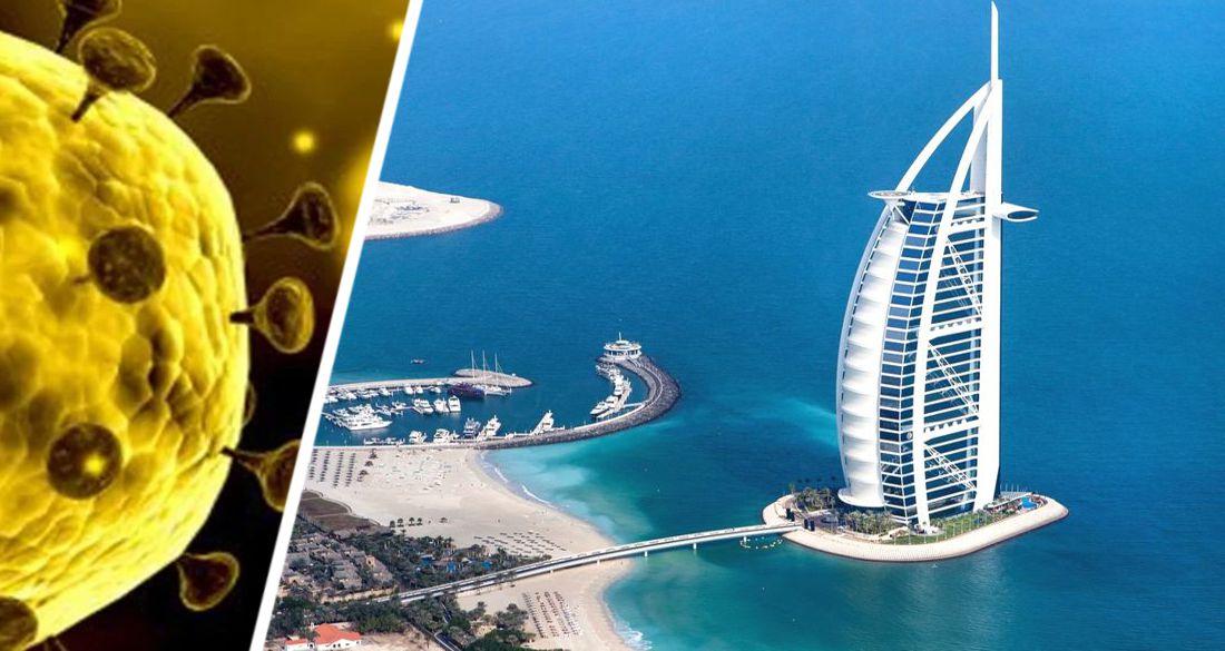 Городские отели Дубая оказались на грани банкротства