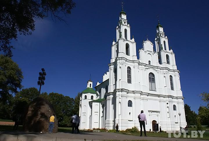 «На 22 человека насчитали 10 сотрудников». Экскурсия в Полоцке прошла под пристальным вниманием милиции