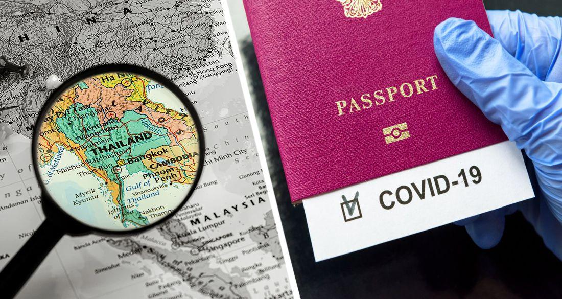 Таиланд откроется для туристов по ковидному паспорту: объявлены сроки