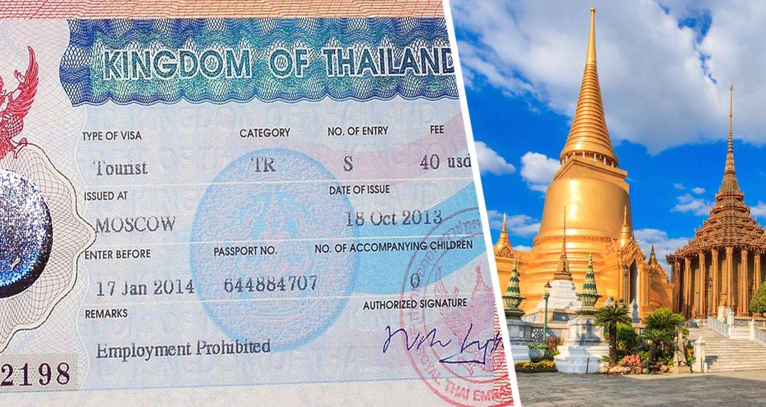 Таиланд продлил визы застрявшим туристам до 30 мая