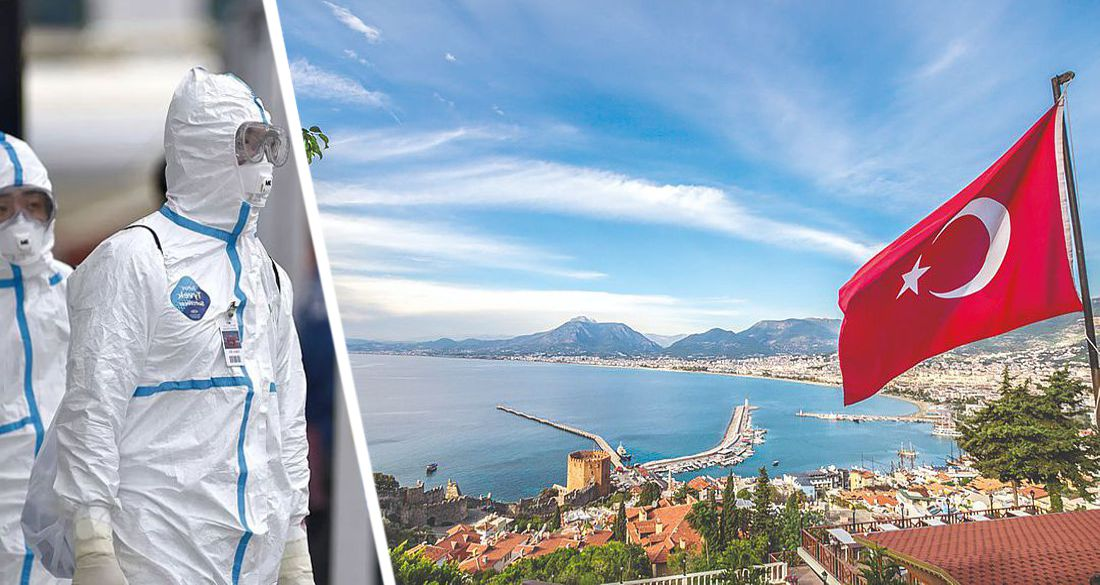 Туризм встревожен: по Турции стремительно распространяются мутации коронавируса