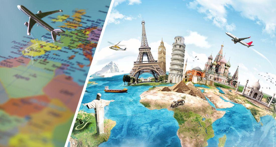 Россия возобновляет авиасообщение ещё с 2 популярными у туристов странами. Полный список открытых стран