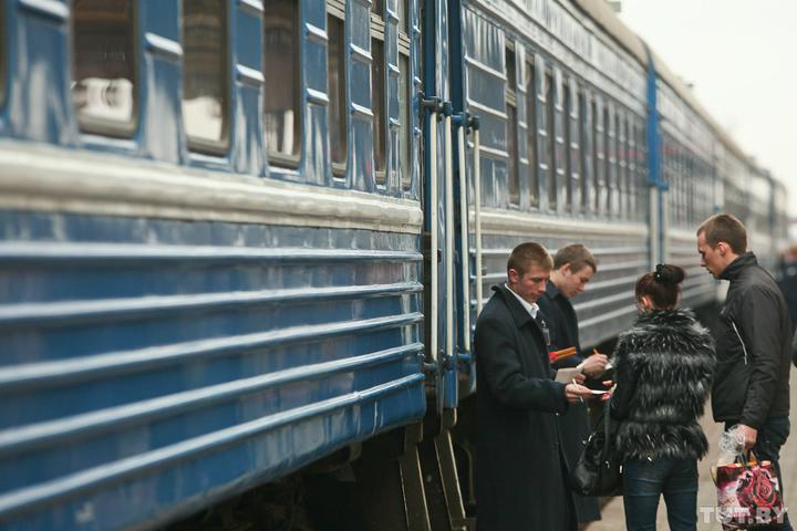 У россиян, которые поедут в Беларусь на поезде, должен быть результат свежего ПЦР-теста на коронавирус