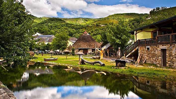 Бальбоа: маленькая деревня, затерянная в горах