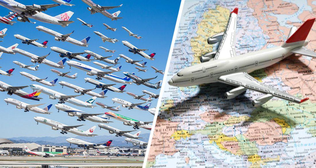 Авиакомпании получили 14 допусков на Кипр, 8 в Черногорию и 4 в Болгарию