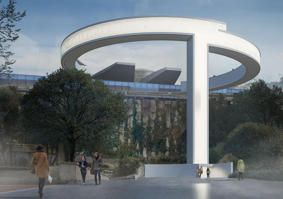 В Виго появится новый футуристический лифт