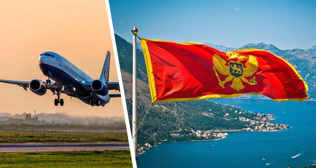 Министр сообщил, когда в Черногорию возобновятся рейсы из России, и какие требования к туристам для въезда
