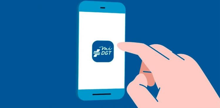 Испанское мобильное приложение, позволяющее иметь водительские права в телефоне