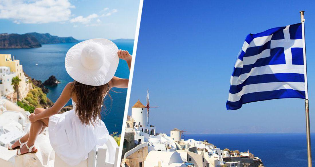 Греция назвала количество российских туристов, которые приедут этим летом