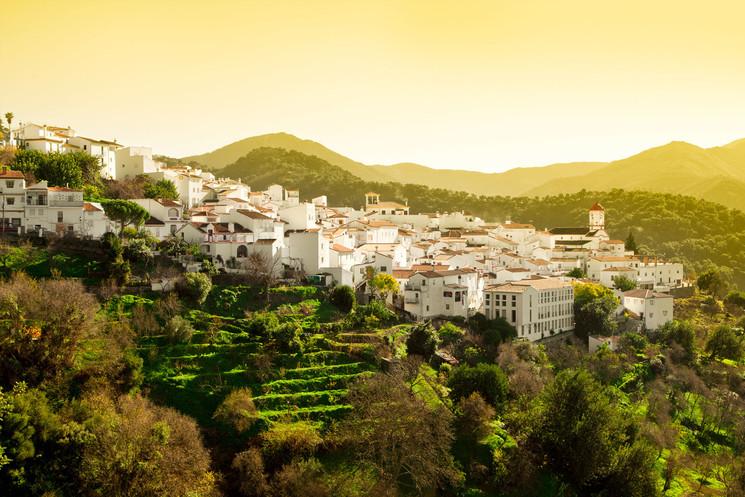 Деревни Испании борются за статус самой красивой, чтобы получить бесплатное проведение интернета