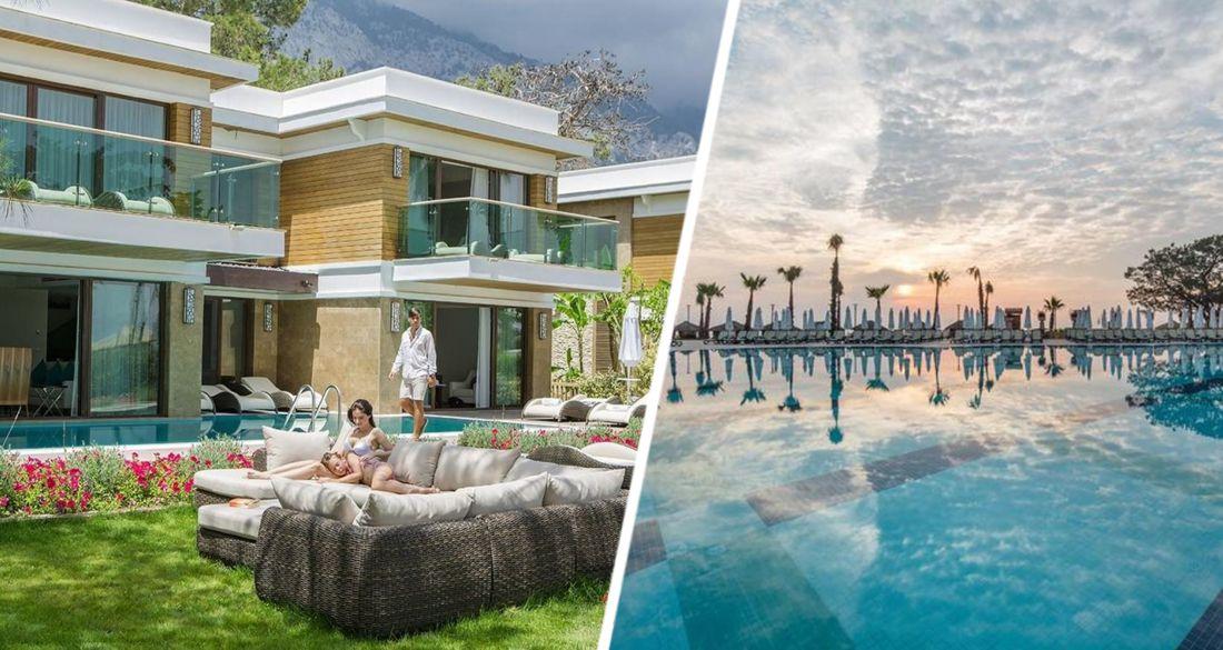 Самая роскошная сеть отелей в Турции открывает новую гостиницу перед началом летнего сезона
