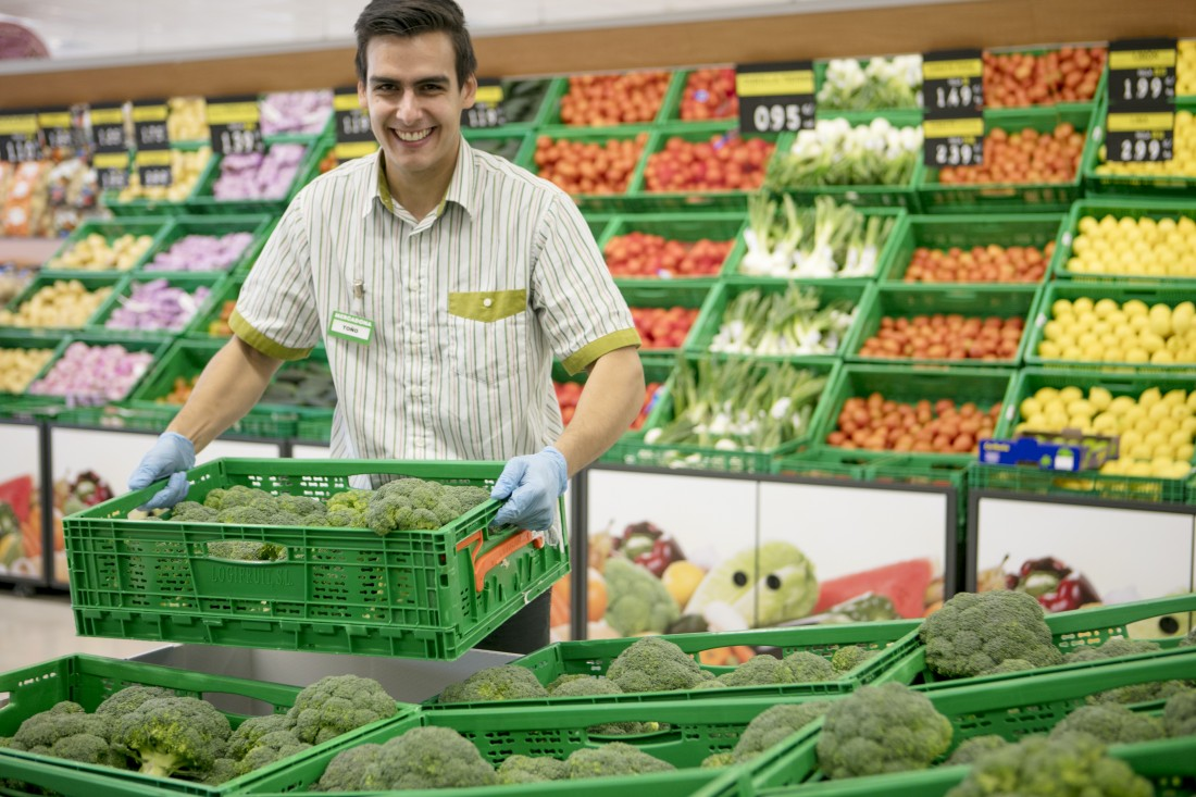 Какую зарплату получают работники сети супермаркетов Mercadona?