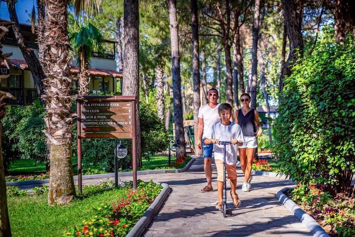 Концептуальные отели TUI в Турции - отдых для каждого!