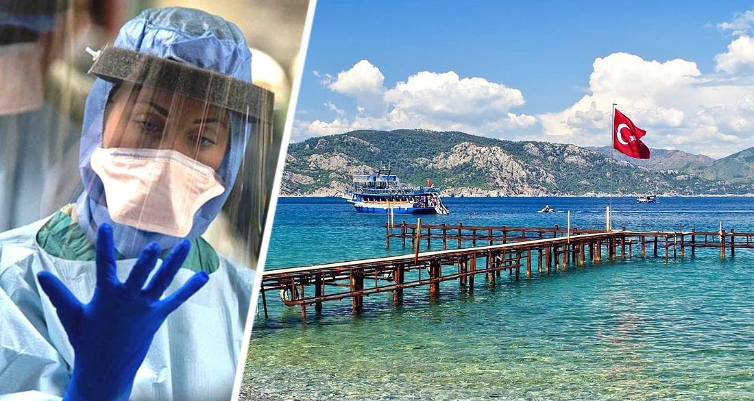 Медики: Турция находится перед третьей волной коронавируса и новой блокировкой