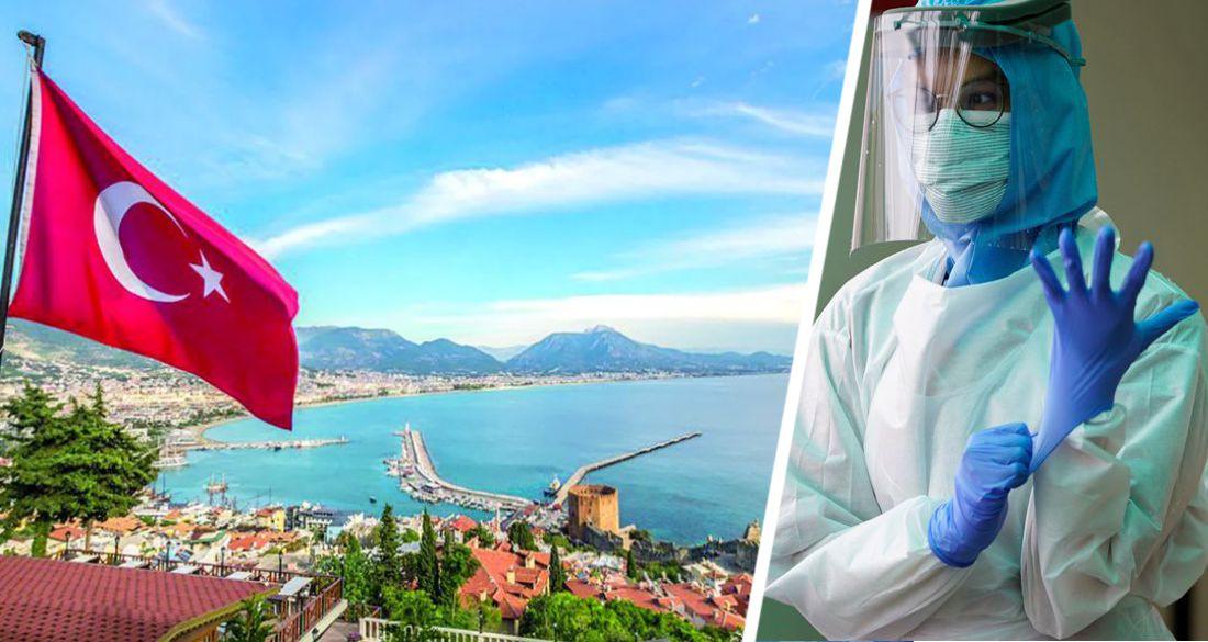 В Турции заявили, когда вакцинируют персонал всех отелей для безопасности туристов