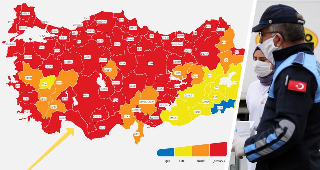 Российским туристам назвали условие, при котором возможен отдых в Турции начиная с 13 апреля