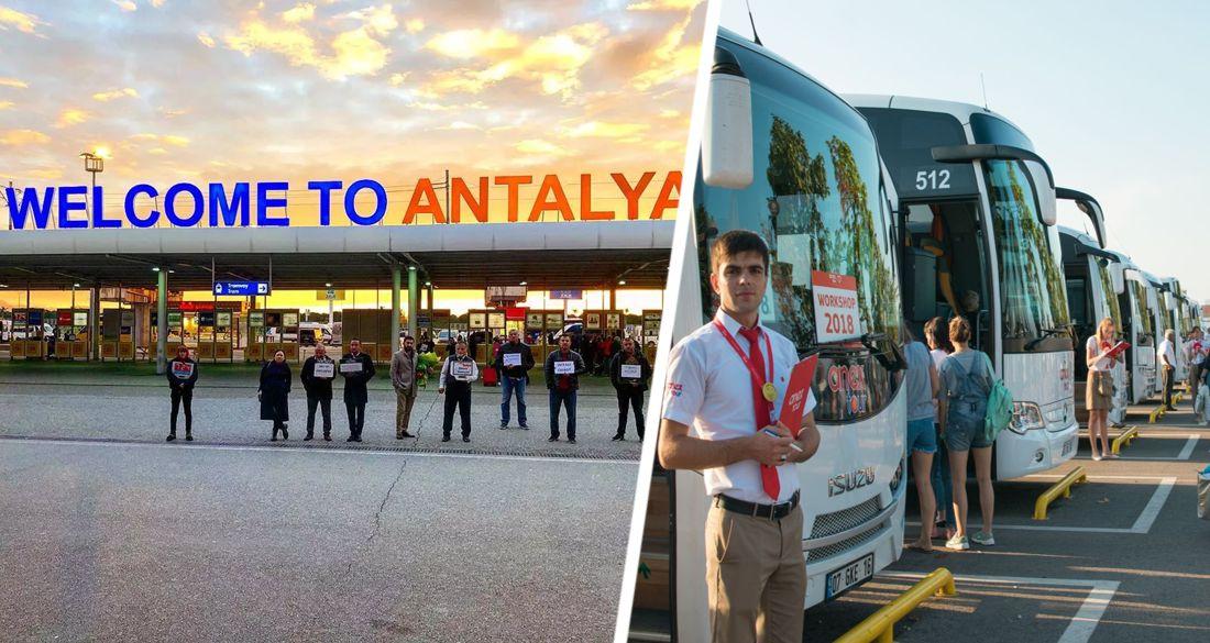 В Анталии начался хаос и туристов некому встречать – турецкий туризм бьет тревогу
