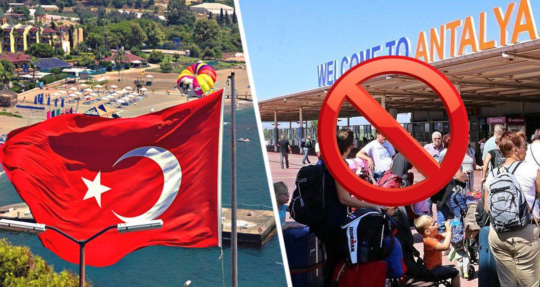 Росавиация урезала полеты в Турцию: российские туристы лишились вылетов в Анталию из многих городов