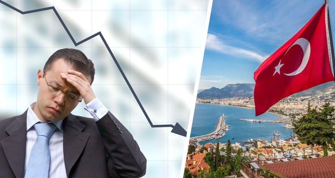Турецкие туристическое компании начали рушиться под тяжестью кредитов и отменённого летнего сезона
