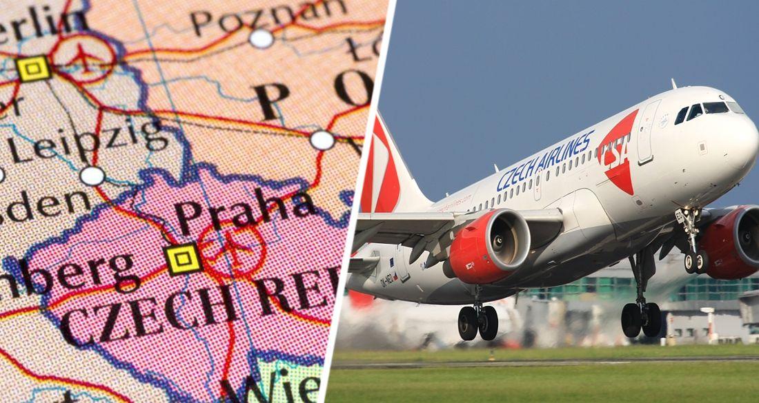 Из Петербурга в Чехию возобновляются рейсы: подробности