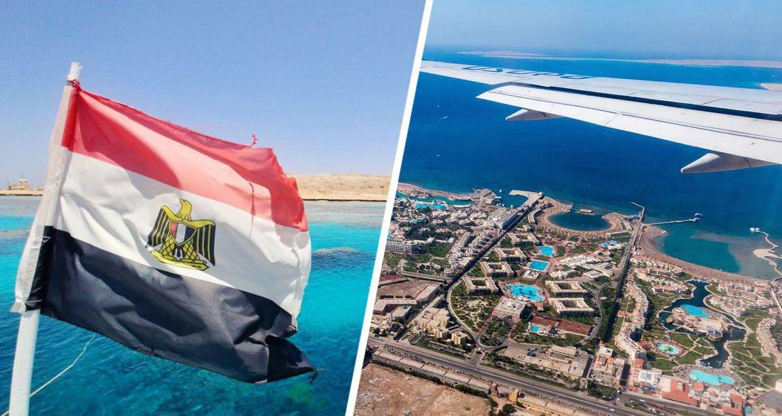 В Египет будет отправляться по полмиллиона россиян в месяц после открытия Хургады и Шарм-эль-Шейха
