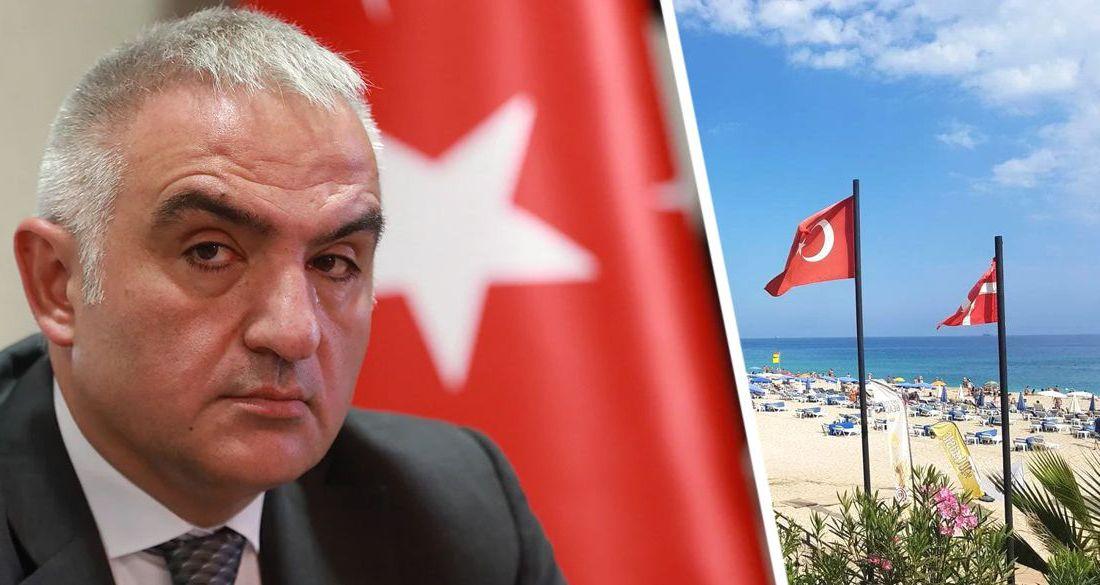 Министр туризма Турции сделал заявление о процессе полного закрытия