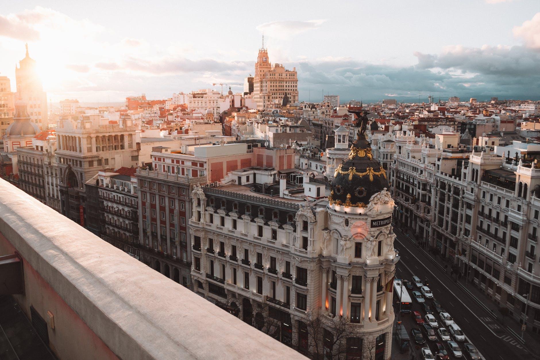 В Мадрид возвращаются бесплатные городские экскурсии Pasea Madrid