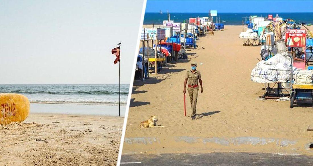 На Гоа началась вторая волна упадка туризма