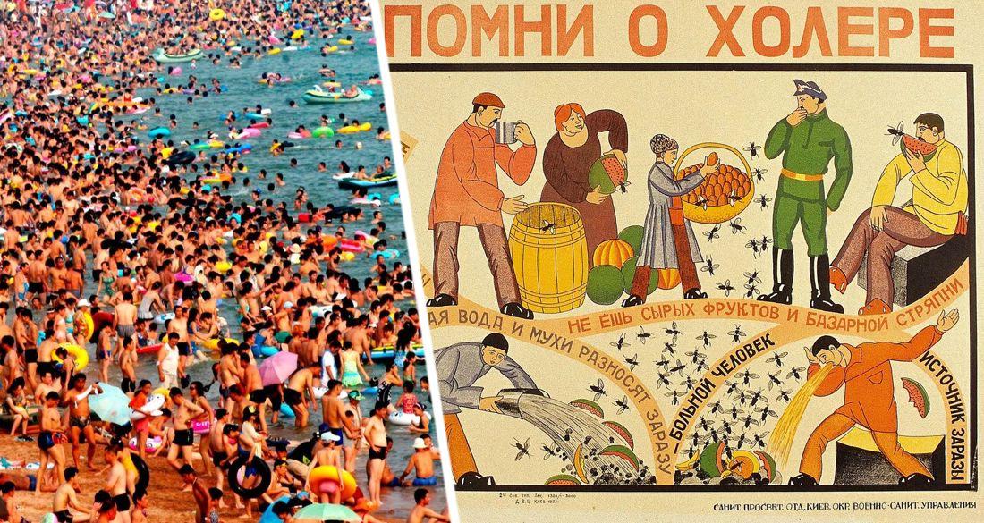 Только холеры нам не хватало: Мясников предупредил россиян, отправляющихся на отечественные курорты