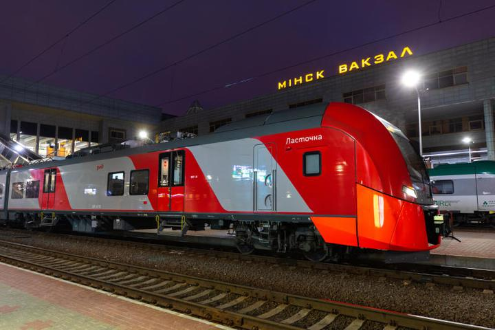 С 30 апреля между Минском и Москвой будет курсировать «Ласточка». Время в пути - менее 7 часов