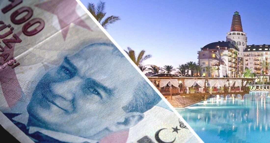 Разорившиеся отели Турции начали скупаться арабами