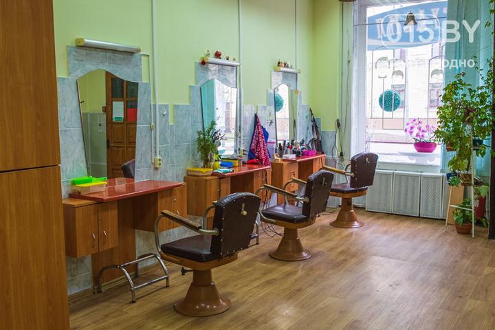 В центре Гродно закрывается старейшая городская парикмахерская - и вот ее история
