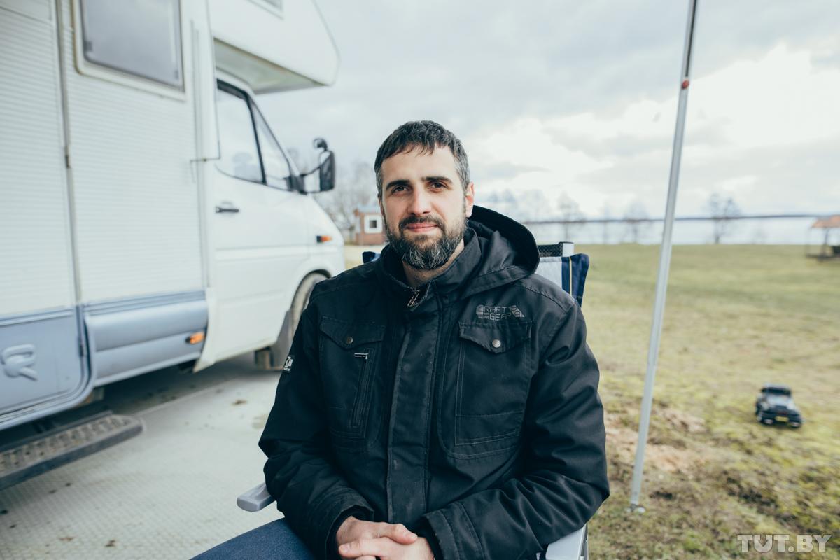 «Путешествуя по Беларуси, я будто побывал в трех странах сразу». Интервью с опытным автотуристом