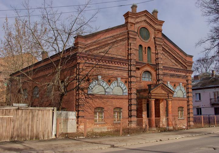 В Витебске хотят восстановить синагогу, куда ходила семья Марка Шагала. Есть реальные предложения