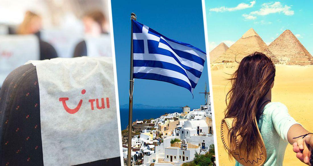TUI выпустил заявление по Турции: предложено посылать туристов в Египет, Грецию и Тунис