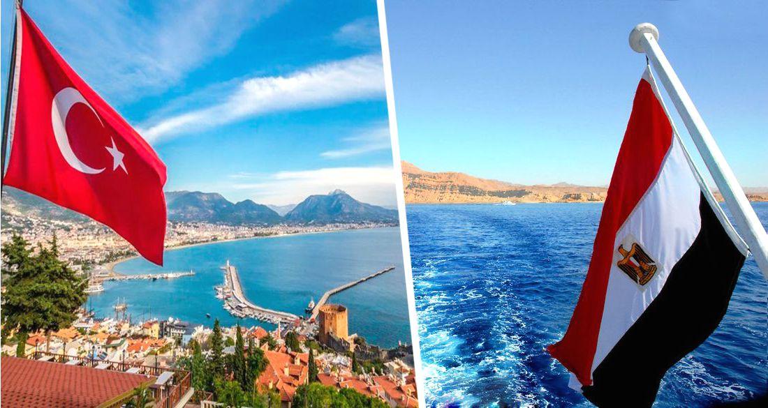 В Турции возмущены решением России перенаправить туристов в Египет