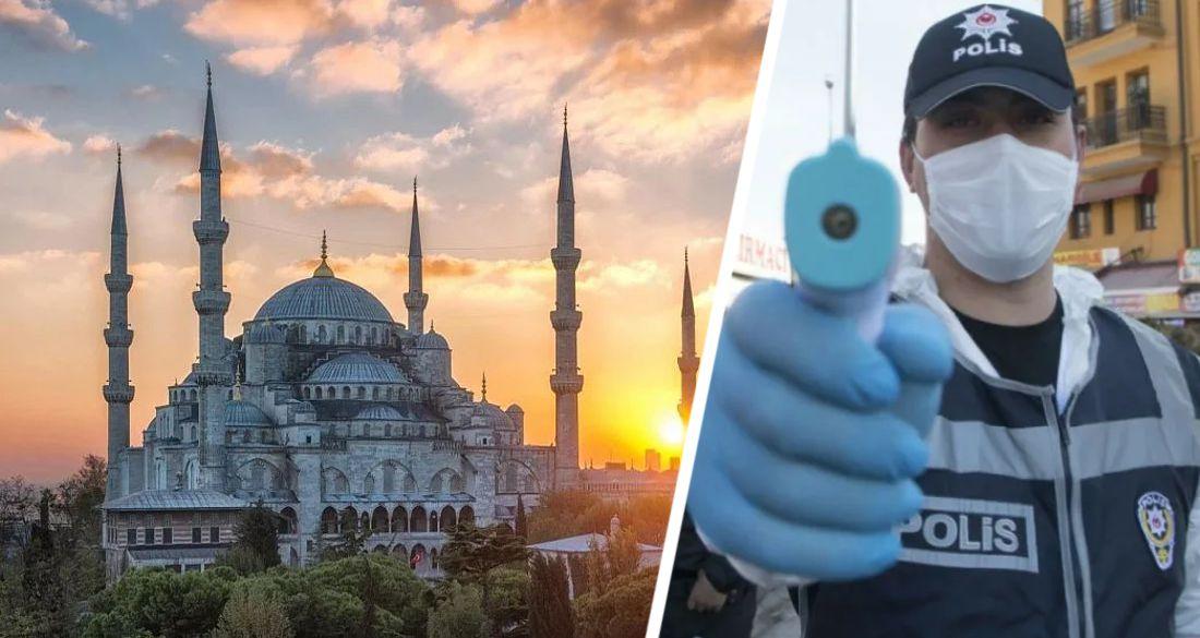 Закрытая Турция: какие ограничения введены на курортах