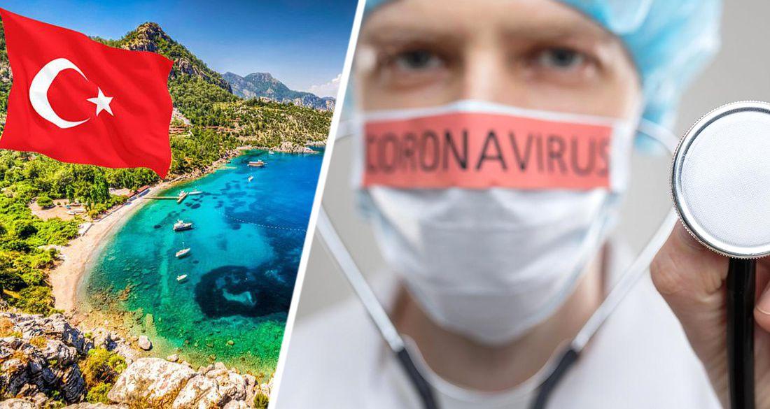 На курортах Турции нарастает эпидемия