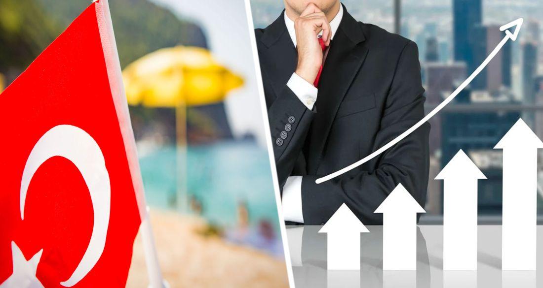 Отдых в отелях Турции подорожал на 15%