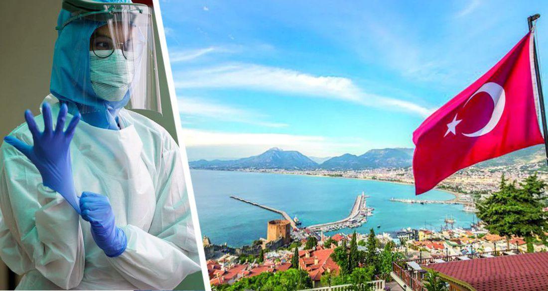 Тревожные сводки продолжают поступать с курортов Турции
