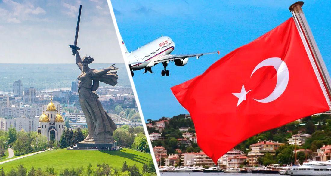 Почему в Турцию летит Ростов, а Волгоград нет: туризм возмущен решением о сокращении рейсов