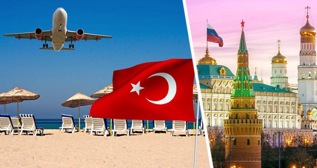 Министры Турции поедут в Москву просить открытия туризма