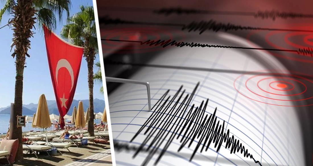 Мистические совпадения: после закрытия Турции на её курорты обрушилось землетрясение