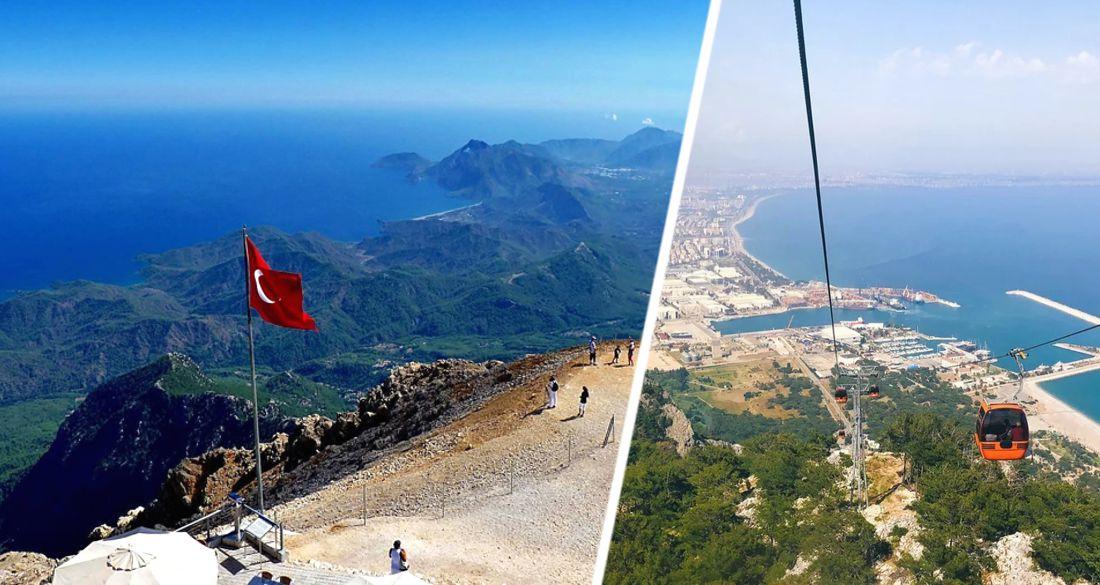 Мою сестру похитили в Турции: в Анталии туристка забралась на вершину горы и пропала